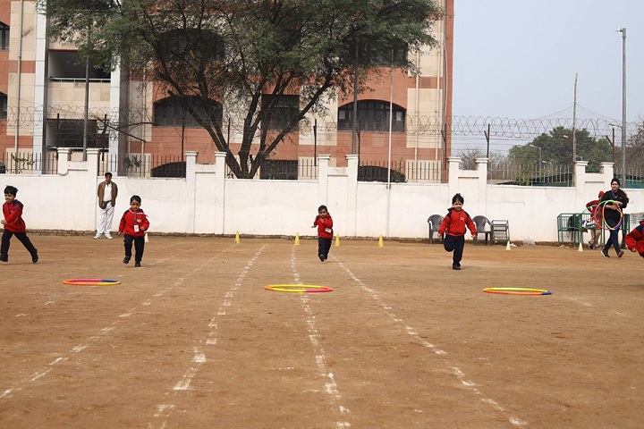 Abhinav Global School-Play Ground