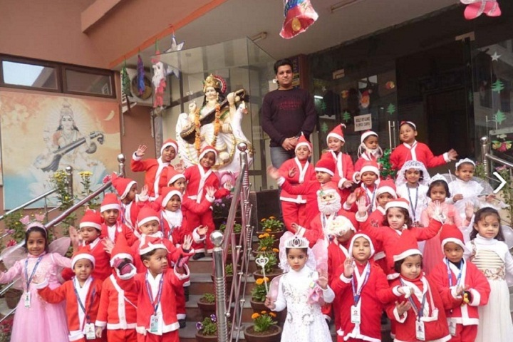 Abhinav Global School-Celebrations