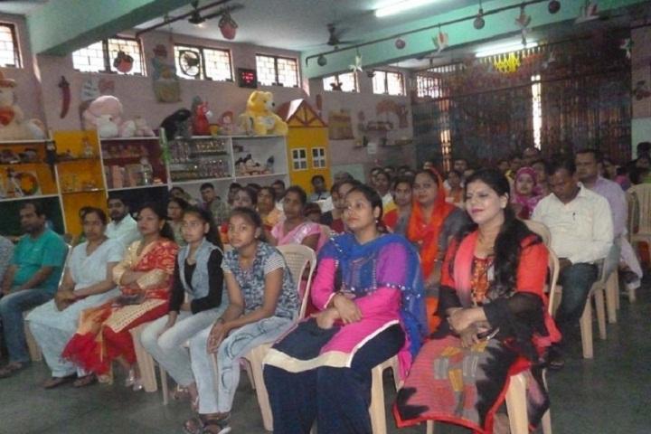 Abhinav Public School -Orientation Programme