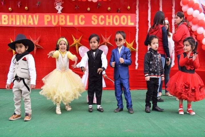 Abhinav Public School-Kids