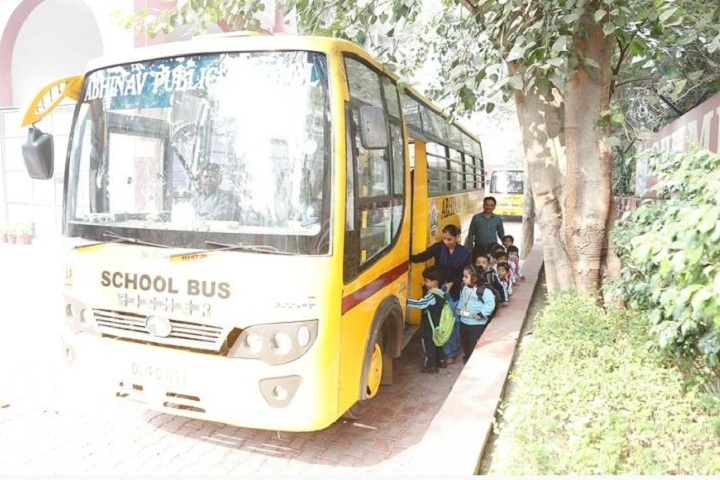 Abhinav Public School-Transport