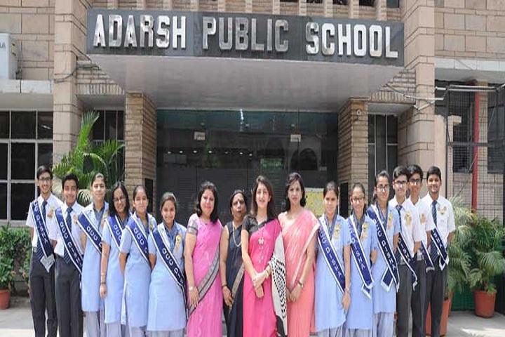 Adarsh Public School-Achievements
