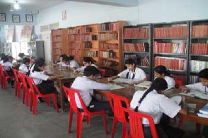 Adarsh Public School-Library