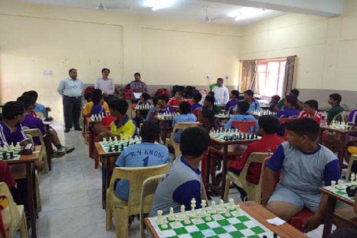 Kendriya Vidyalaya - Indoor Games