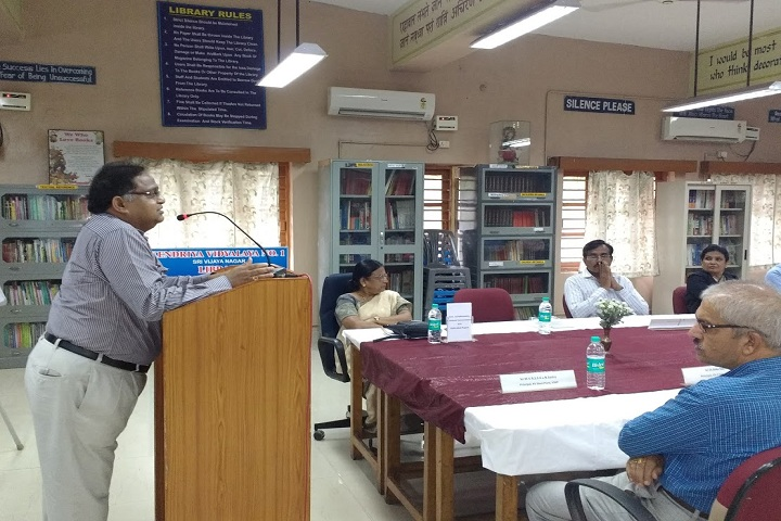 Kendriya Vidyalaya - Seminar Room
