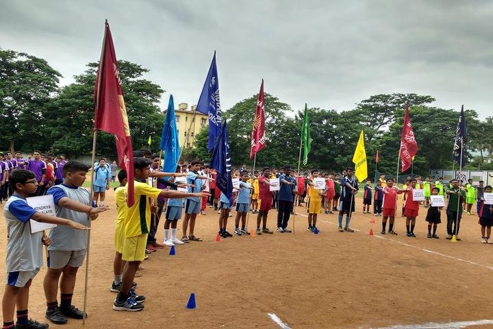 Kendriya Vidyalaya - Sports Day