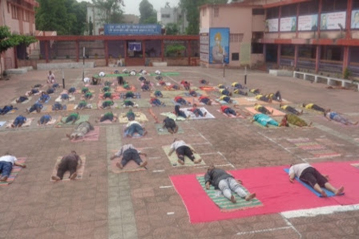 Kendriya Vidyalaya - Yoga Day