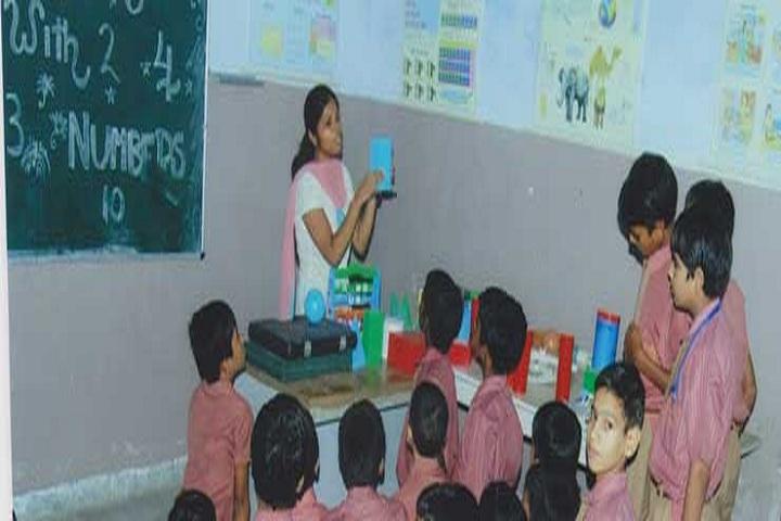 Adarsh Public School-Kids