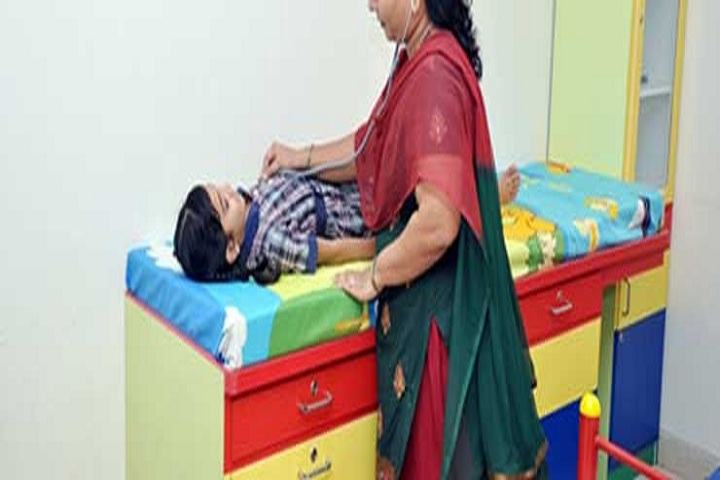 Adarsh Public School-Medical Room