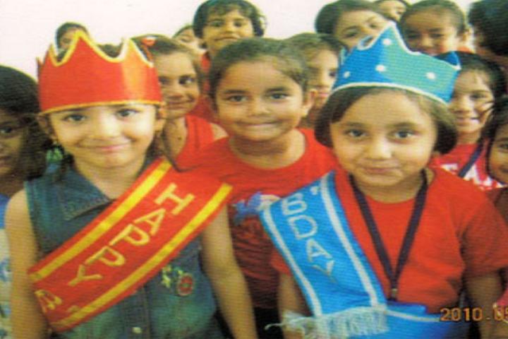 Adarsh Public School-Events