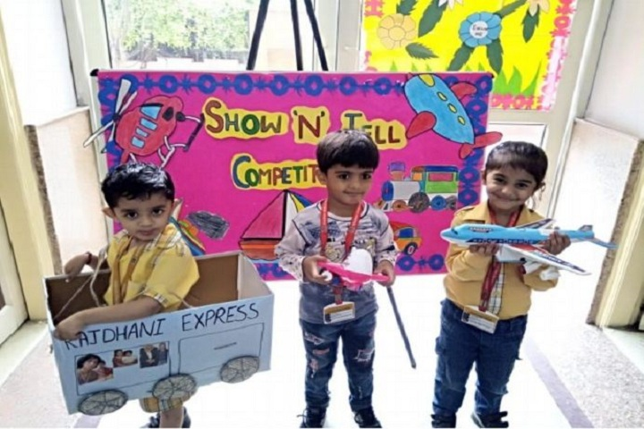 Adarsh World School-Kids