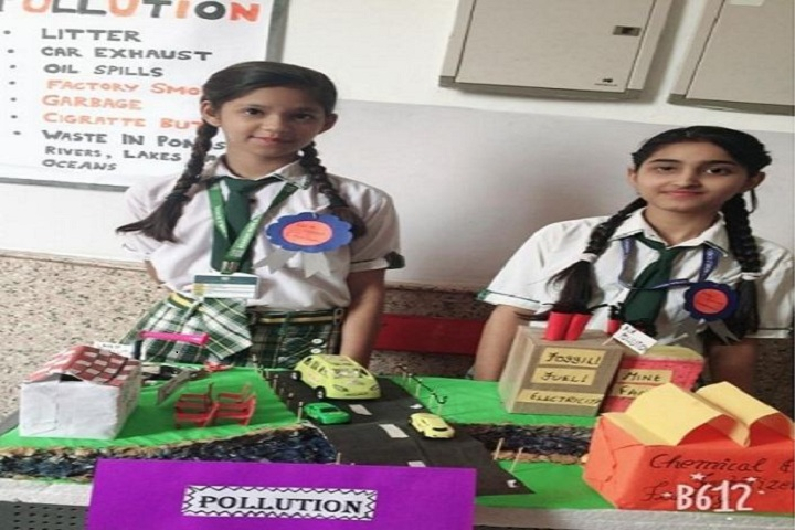 Adarsh World School-Science Fare