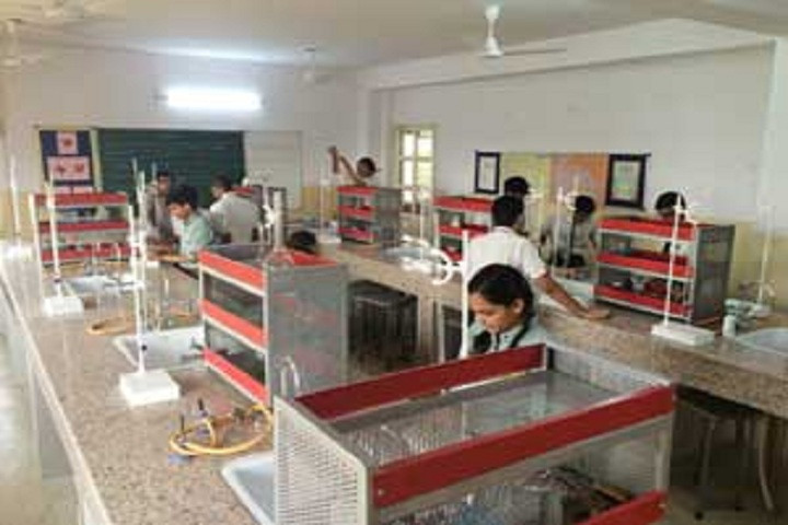 Adarsh World School-Science Lab