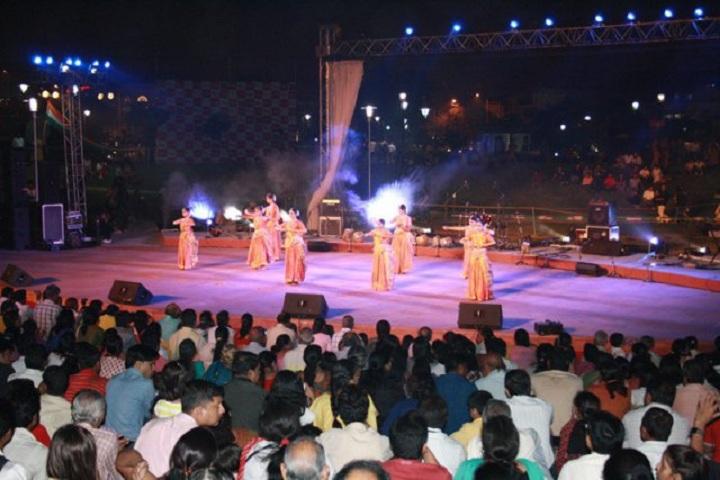 Ahlcon International School-Cultural program