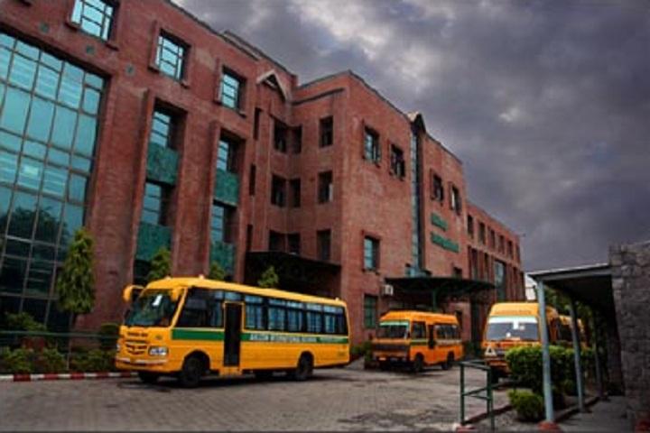 Ahlcon International School Building