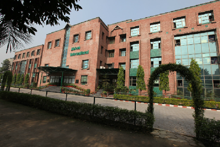 Ahlcon International School-School-Building