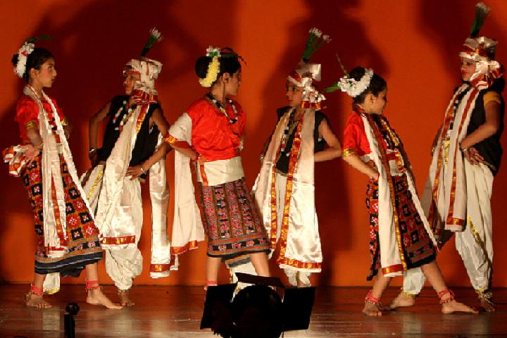 Ahlcon International School-School-Cultural-Events