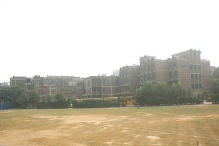 Ahlcon Public School-Play Ground