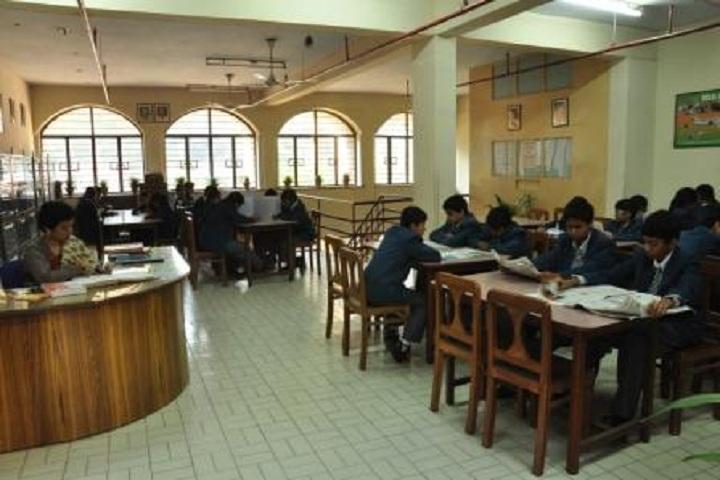 Ahlcon Public School-Reading Room