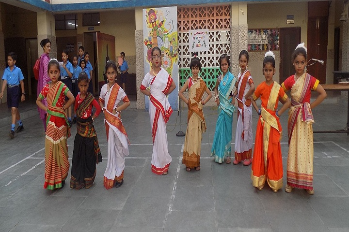 Air Force Golden Jubilee Institute-Cultural Events