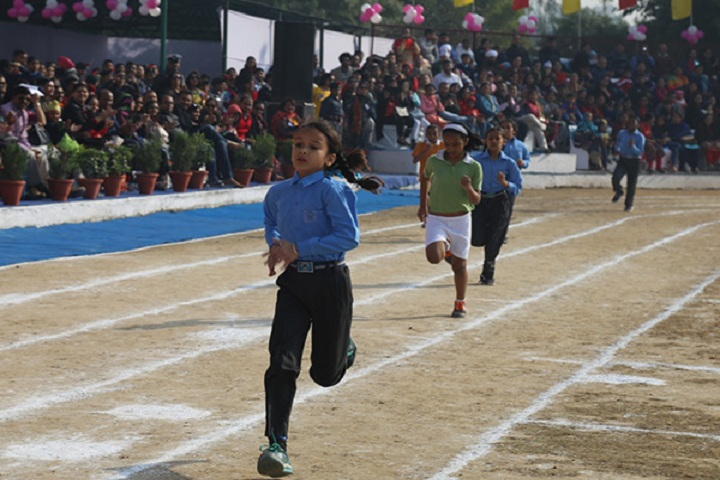 Air Force Golden Jubilee Institute- Sports