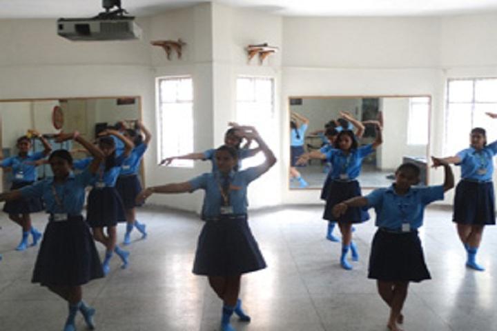 Air Force Golden Jubilee Institute-Dance Room