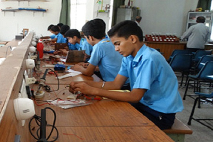 Air Force Golden Jubilee Institute-Electronics-Lab