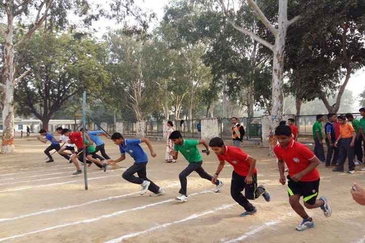 Air Force Gyan Jyoti School-Sports