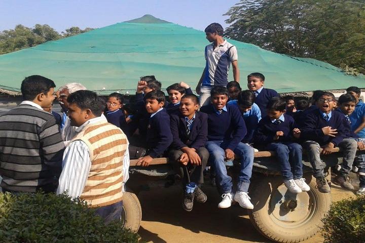 Air Force Gyan Jyoti School-Picnic
