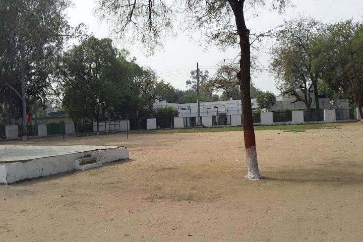 Air Force Gyan Jyoti School-Play Area