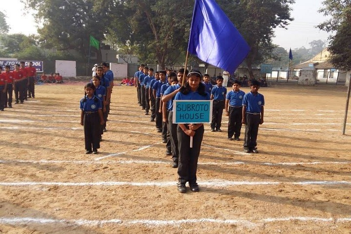 Air Force Gyan Jyoti School-Sports Meet
