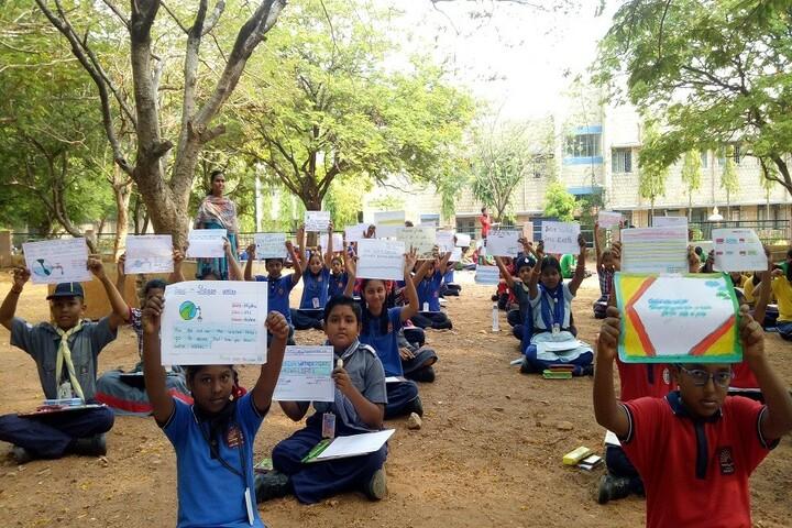 Kendriya Vidyalaya - Earth Day