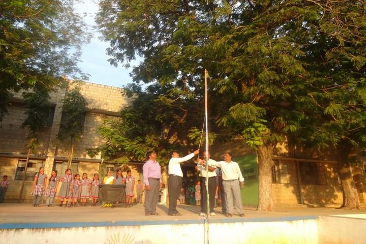 Kendriya Vidyalaya - Independence Day
