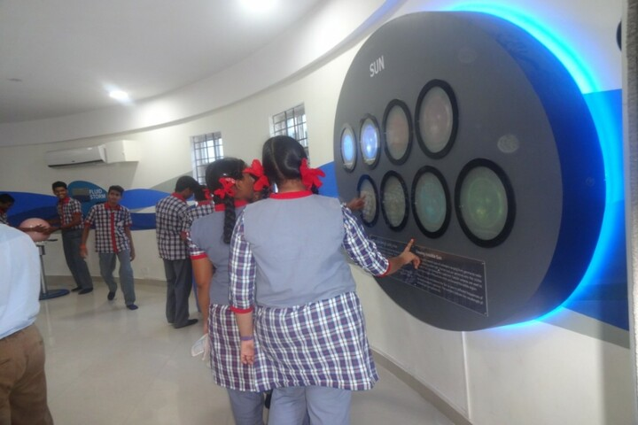 Kendriya Vidyalaya-Regional Science Center Visit