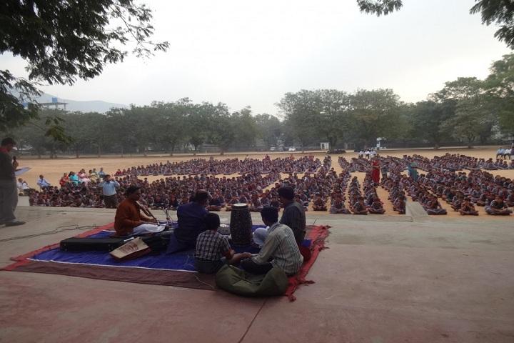 Kendriya Vidyalaya -Students