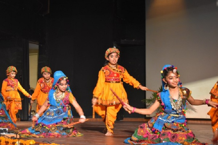 Air Force Bal Bharati School-Dance