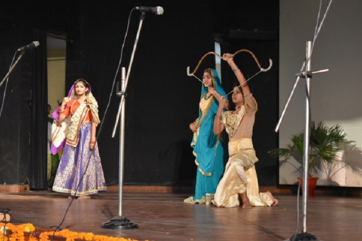 Air Force Bal Bharati School-Drama