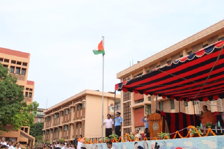 Air Force Bal Bharati School-Independence Day
