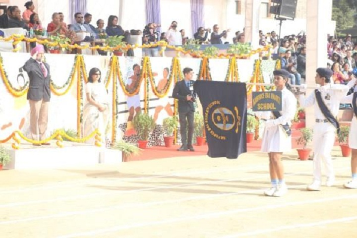 Air Force Bal Bharati School-Sports Day Celebration