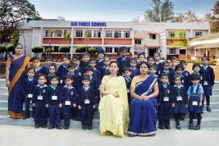 Air Force School-Group Image