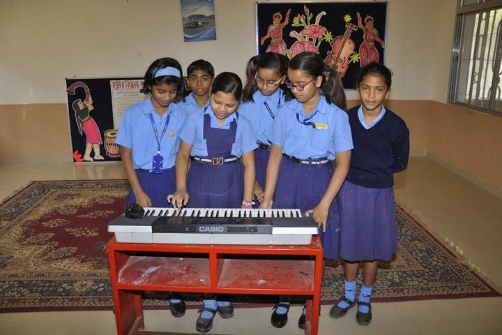 Air Force School-Music Room
