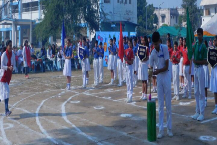 Air Force School-Annual Sports Day