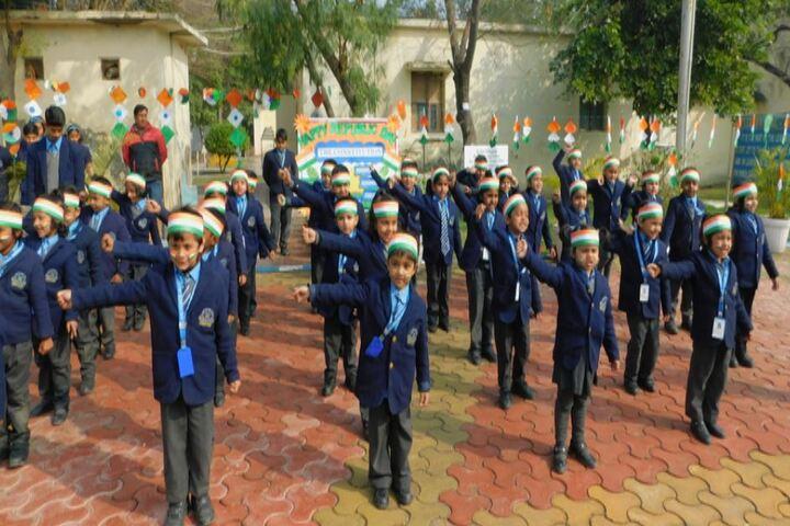 Air Force School-Republic Day Celebrations