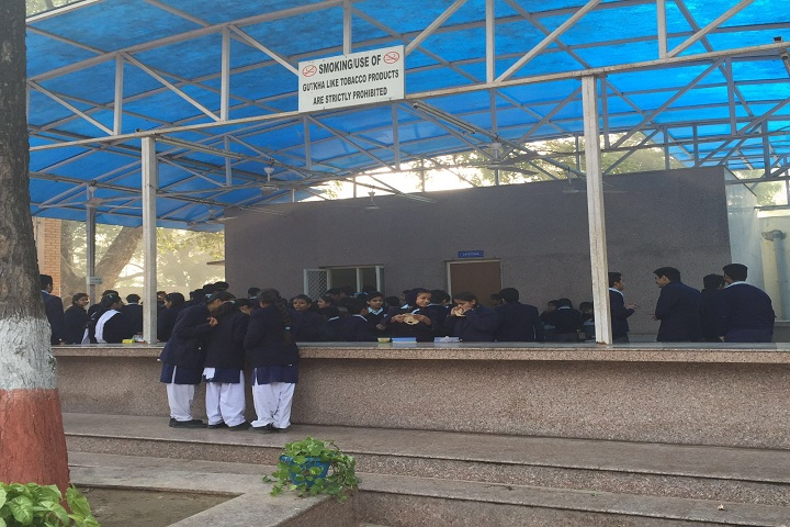 Air Force Sr Sec School-Canteen