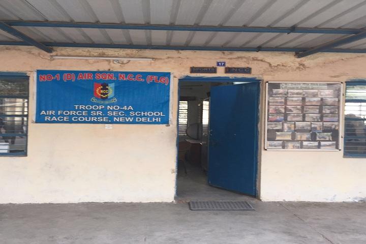 Air Force Sr Sec School-Sports and N