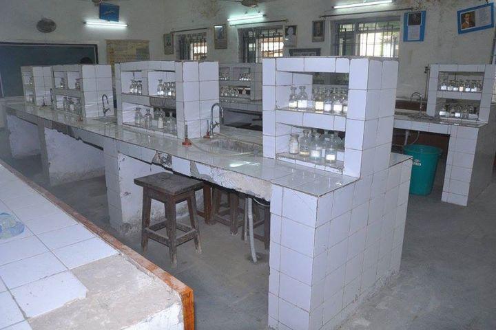 Air Force Senior Secondary School-Chemistry-Lab