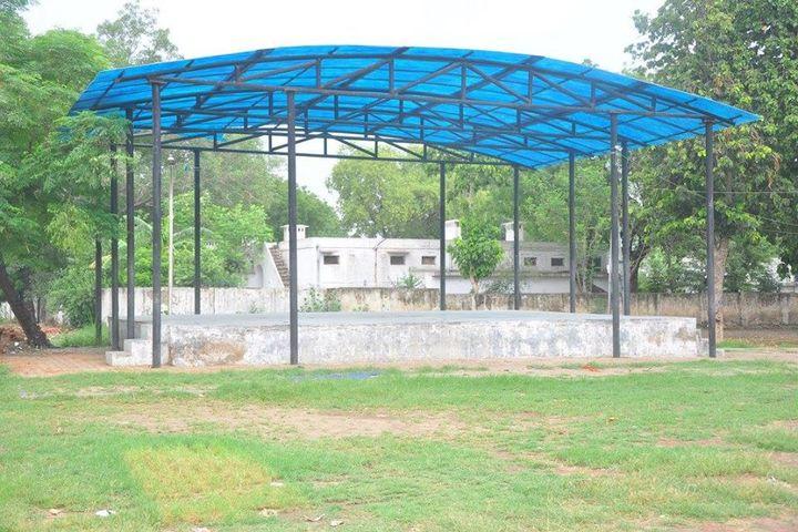 Air Force Senior Secondary School-Ground