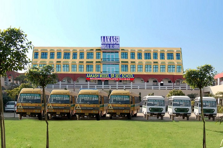 Akash Model School-Transportation