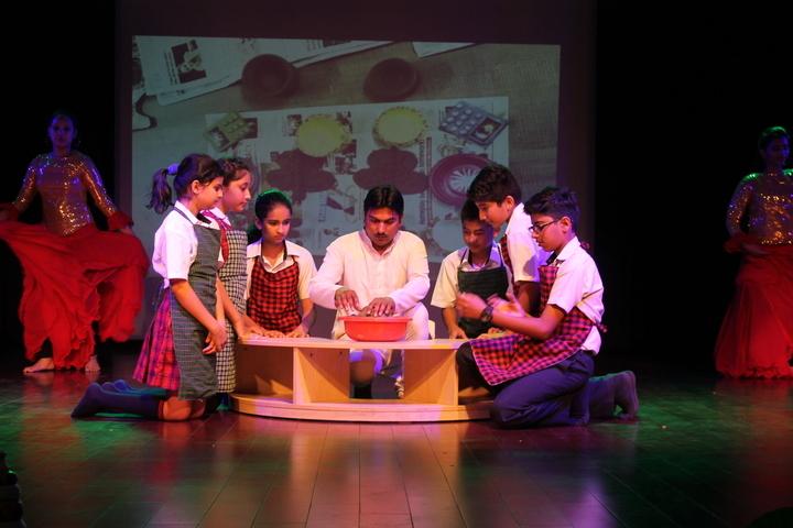 Ambience Public School-Activity