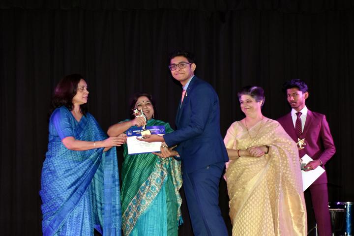 Ambience Public School-Awards